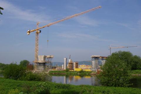 FOTKA - výstavba dálničního obchvatu - 3)