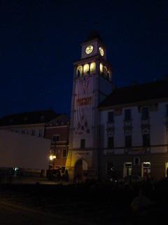 FOTKA - Věž v Třeboňi na ANIFESTU