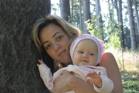 FOTKA - Já s Darinkou
