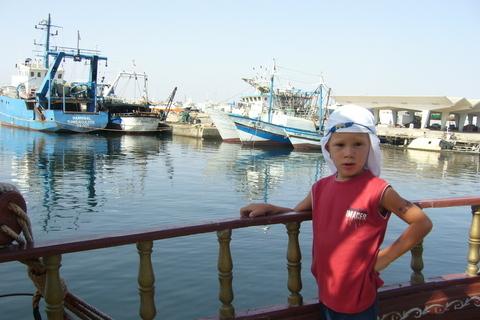 FOTKA - Daneček na pirátské lodi