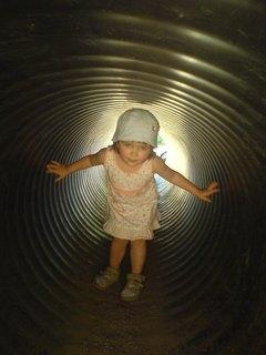 FOTKA - Výlet v tunelu