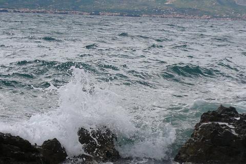 FOTKA - Chorvatské vlny