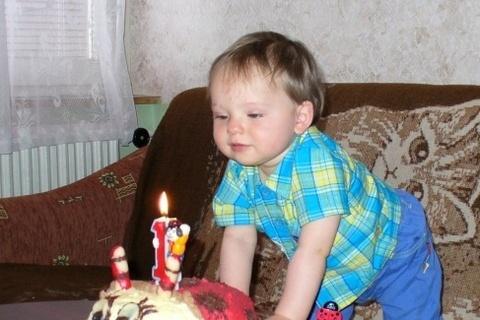 FOTKA - 1.narozeniny