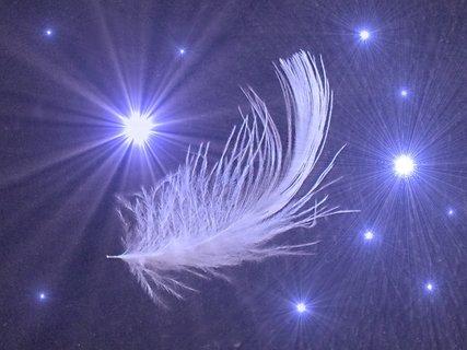 FOTKA - Letím mezi hvězdami