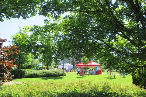 FOTKA - Z pohádky do pohádky - v krásném parku