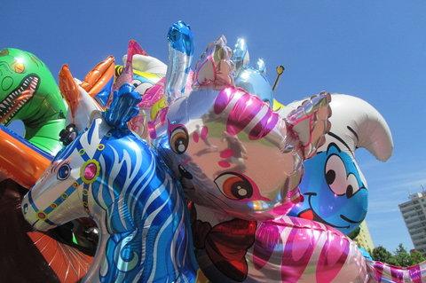 FOTKA - Z pohádky do pohádky - s veselými balónky