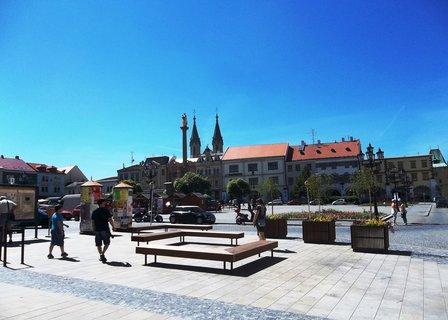 FOTKA - Kroměříž včera..byla modrá obloha