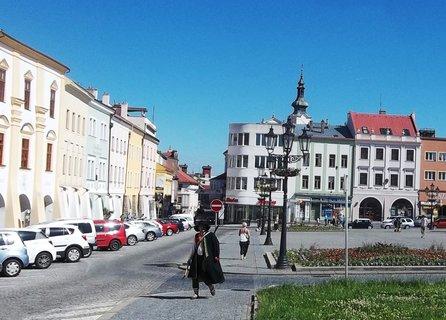 FOTKA - Kroměřížské náměstí ..