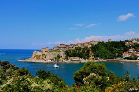 FOTKA - Černá Hora  - ULCIJN