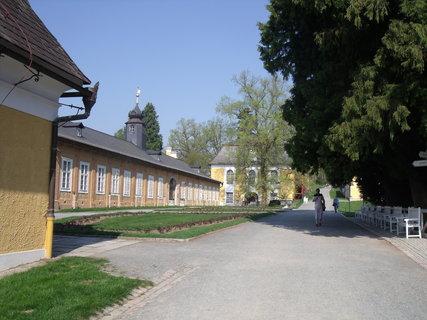 FOTKA - zámek Kozel z jiné strany