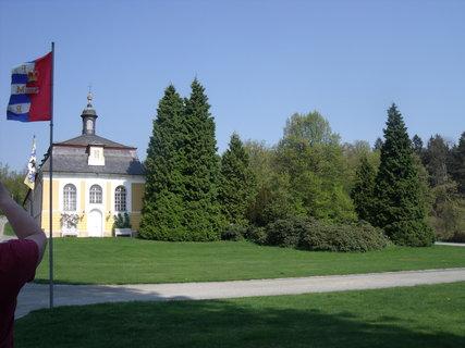 FOTKA - zámecký park Kozel
