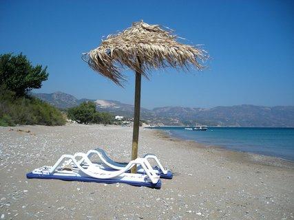FOTKA - řecká pláž
