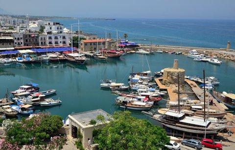 FOTKA - Starý přístav v Kyrenií