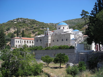 FOTKA - klášter Timios Stavros