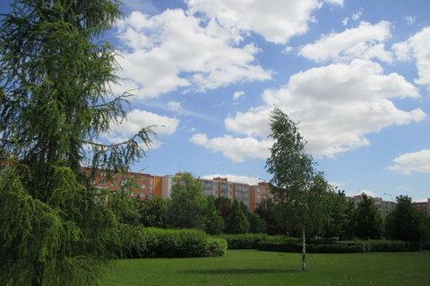 FOTKA - Začátkem května - plující oblaka
