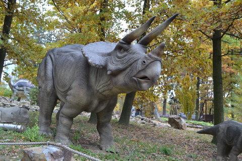 FOTKA - Triceratops máma