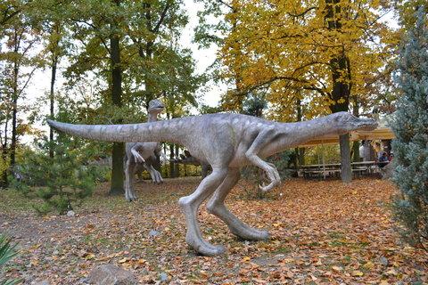 FOTKA - Ornithomimus, dino
