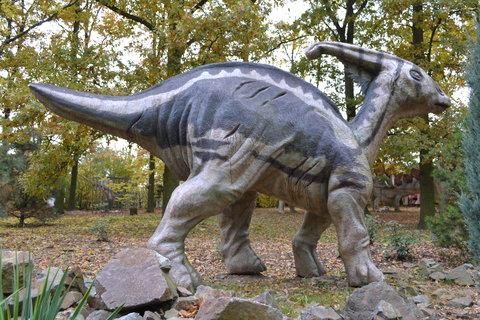 FOTKA - Parasaurolophus