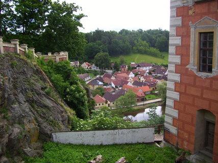 FOTKA - Pohled od hradu