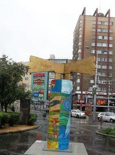 FOTKA - na procházce Bratislavou
