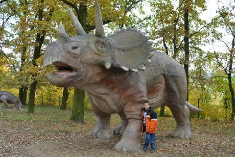 FOTKA - U Triceratopse