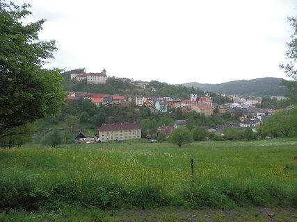 FOTKA - výhled na Vimperk