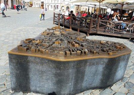 FOTKA - Model města Olomouce