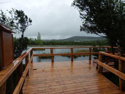 FOTKA - Chalupská slať za deště