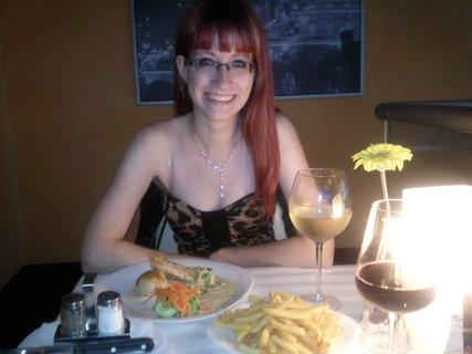 FOTKA - Na večeři