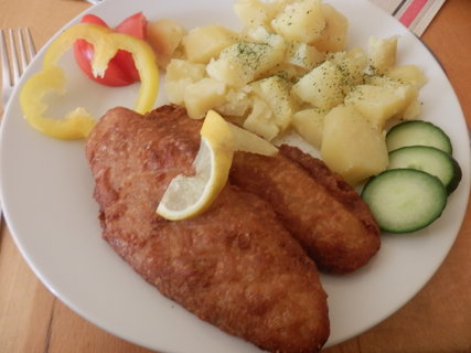 FOTKA - filé, brambor