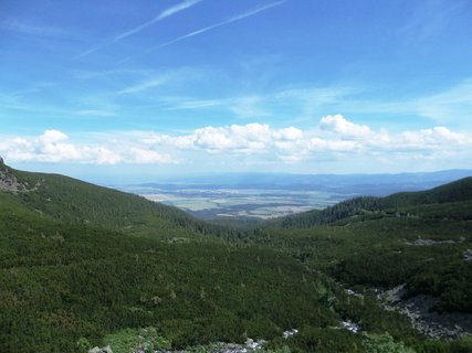 FOTKA - pohled pod hory