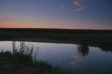 FOTKA - Vodní stmívání