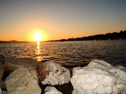 FOTKA - západ zapadajícího slunce
