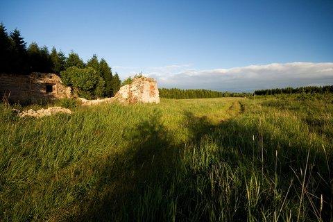 FOTKA - Zaniklá obec Vilejšov