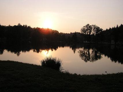 FOTKA - Pelhřimovsko - krajina kolem rybníka