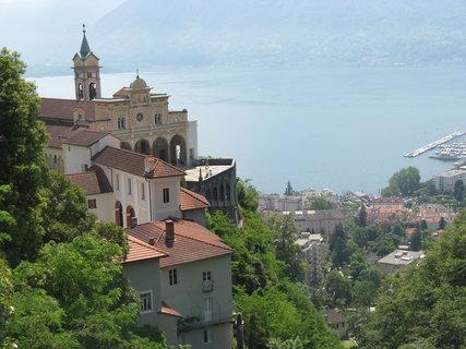 FOTKA - Švýcarské jezero