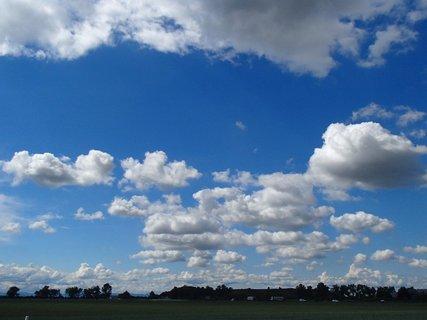 FOTKA - zaujala ma obloha, tak som ju cvakla