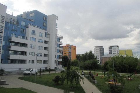 FOTKA - Novější  domy