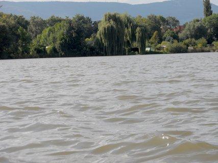 FOTKA - Moře to  není,je to duchcovský rybník