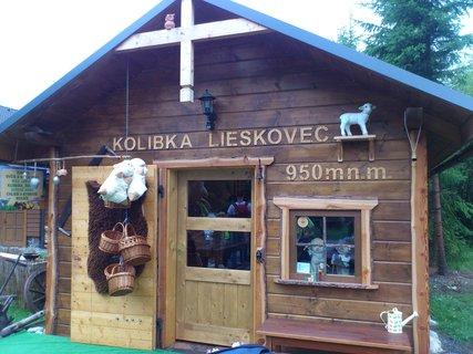 FOTKA - Kolibka Lieskovec