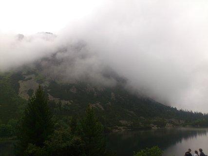 FOTKA - Vysoké Tatry - jdeme pod mlhou
