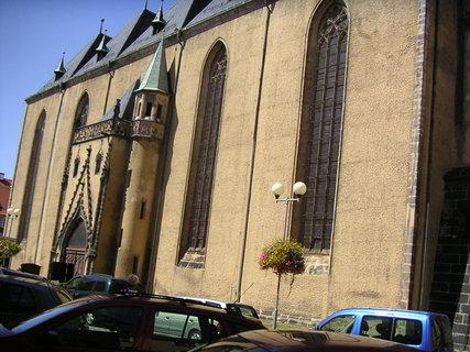 FOTKA - Kostel v Chebu