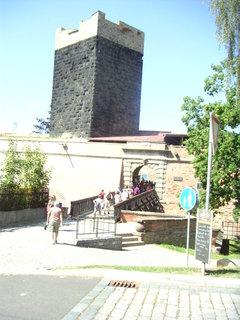 FOTKA - Černá věž v Chebu