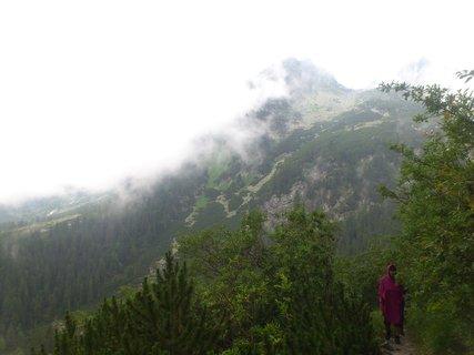 FOTKA - Vysoké Tatry - rozpršelo se