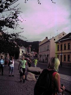 FOTKA - Z náměstí k hradu