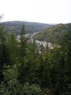 FOTKA - Nad městem