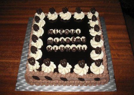 FOTKA - Pařížský dort k narozeninám ( 50 )