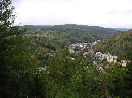 FOTKA - Nad městem Nejdkem