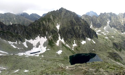 FOTKA - Vysoké Tatry - sníh