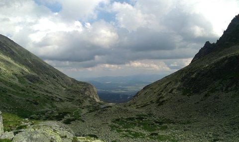 FOTKA - Vysoké Tatry - krásný výhled